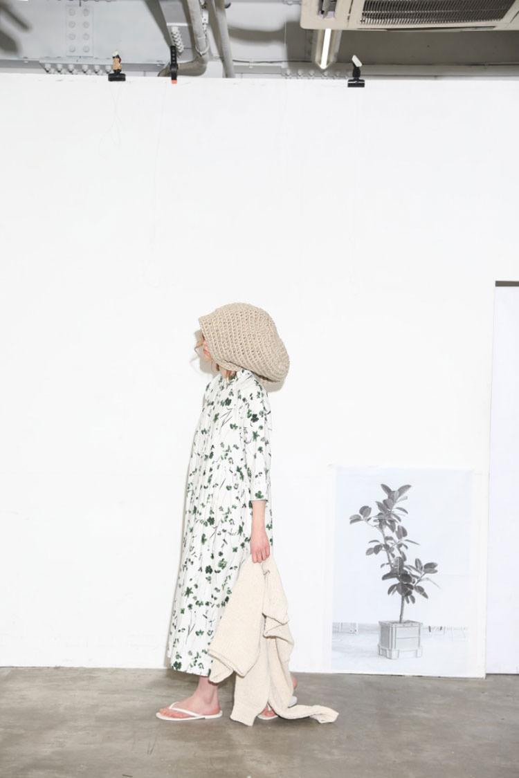 journal standard luxe In her studio