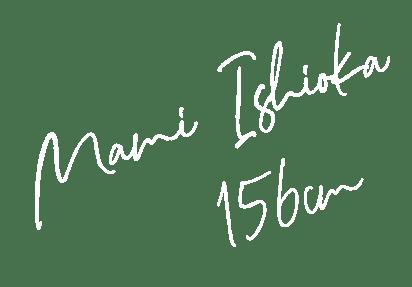 Mami Ishioka 156cm